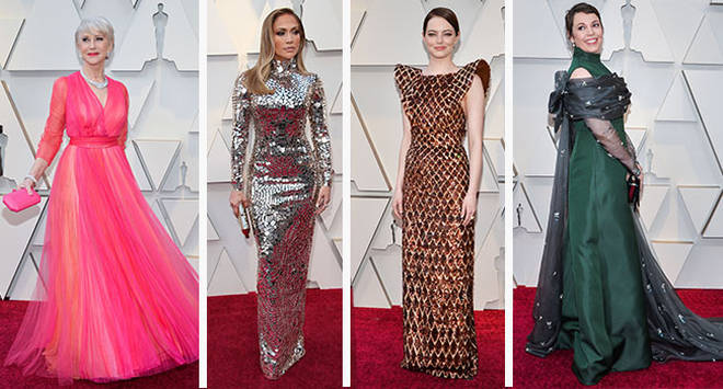 Vote for your favourite look from the 2019 Oscars