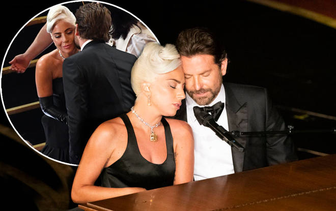 Bradley Cooper and Lady Gaga relationship
