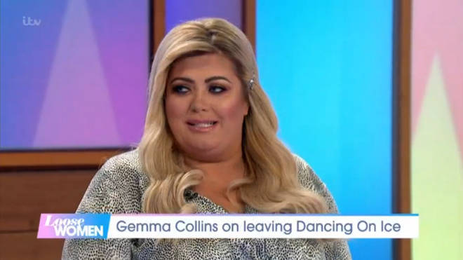 Gemma Collins recently opened up about her baby plans while on Loose Women