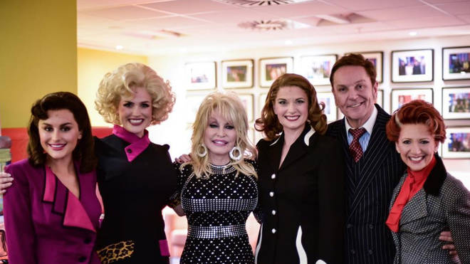 Dolly Parton's songs come to life in the new West End musical, 9 to 5