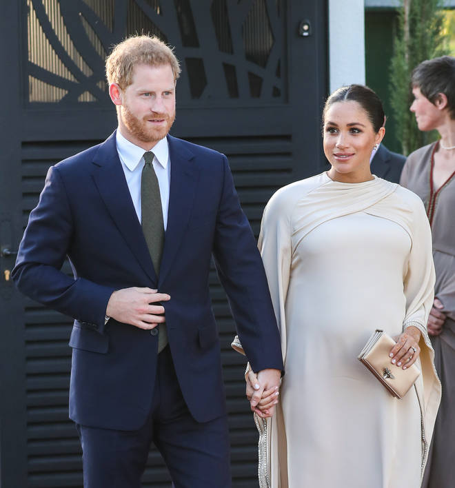 Meghan Markle's baby shower was held in New York City