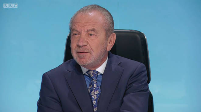 Lord Sugar will feature on this year's Celebrity Apprentice