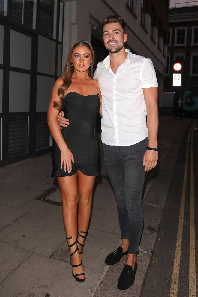 Georgia Steel and Sam Bird broke up after leaving the Love Island villa