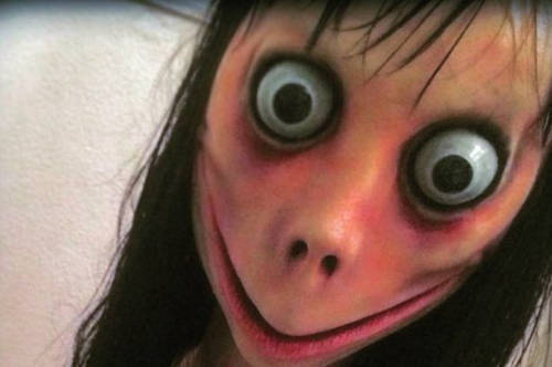 The Momo Challenge has been terrifying parents