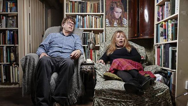 Mary and Giles will be back on Gogglebox for 2019