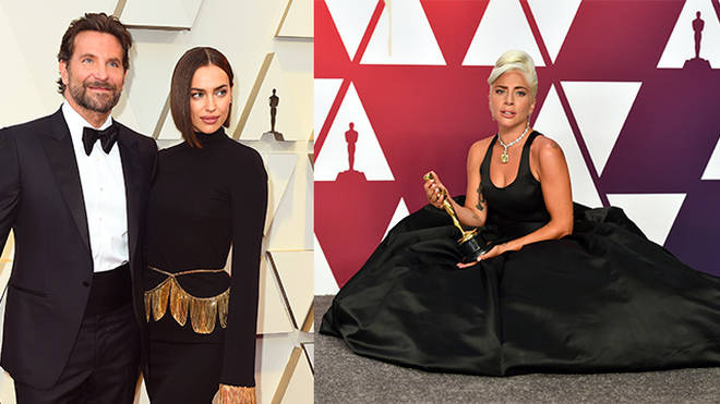 Bradley Cooper, Irina Shayk and Lady Gaga all attended the 91st Academy Awards