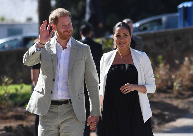 Meghan Markle is reportedly planning to snug the traditional royal birthing route
