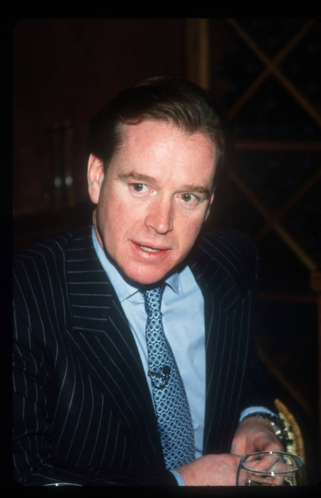 Princess Diana admitted in 1995 that she'd had an affair with James Hewitt