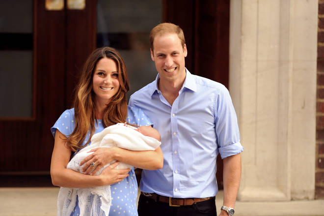 Kate Middleton and Prince William already have Prince George, Princess Charlotte and Prince Louis