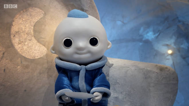 Parents are particularly freaked out by a character called 'Moon Baby'