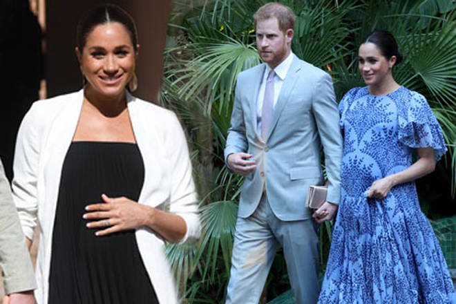 Meghan Markle and Prince Harry's due date is only around the corner