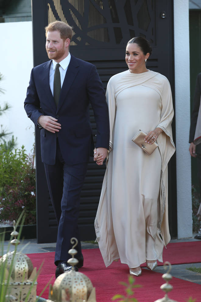Meghan Markle is believed to be going on maternity leave soon