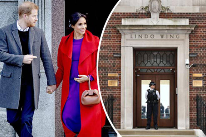 Meghan Markle and Prince Harry have not revealed where the Duchess will give birth