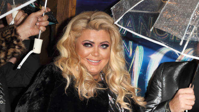 Gemma Collins could miss the Dancing on Ice series final