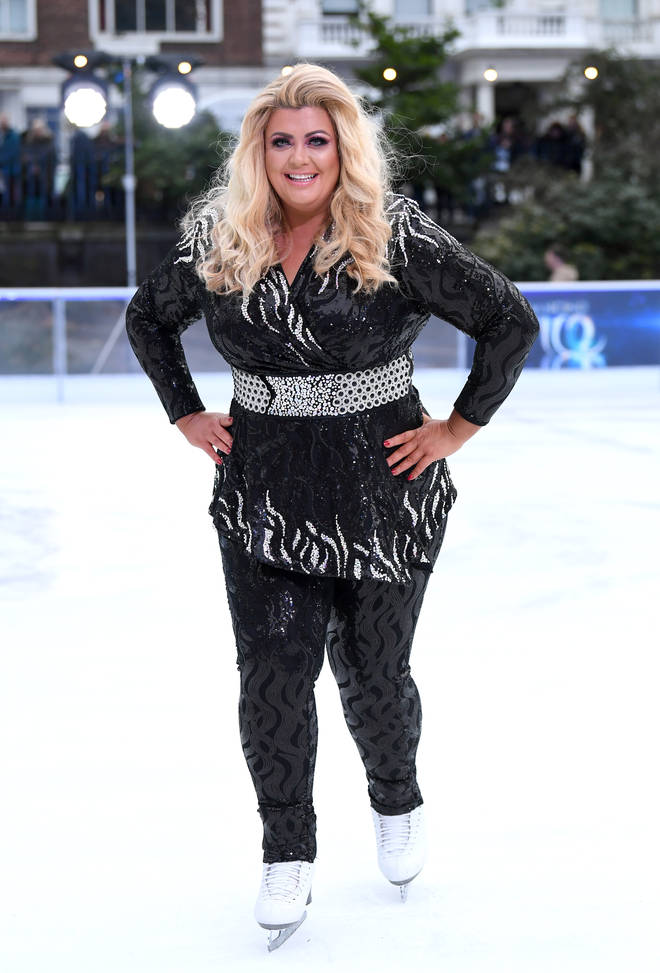 "Gemma is ""determined"" to perform at the Dancing on Ice final"