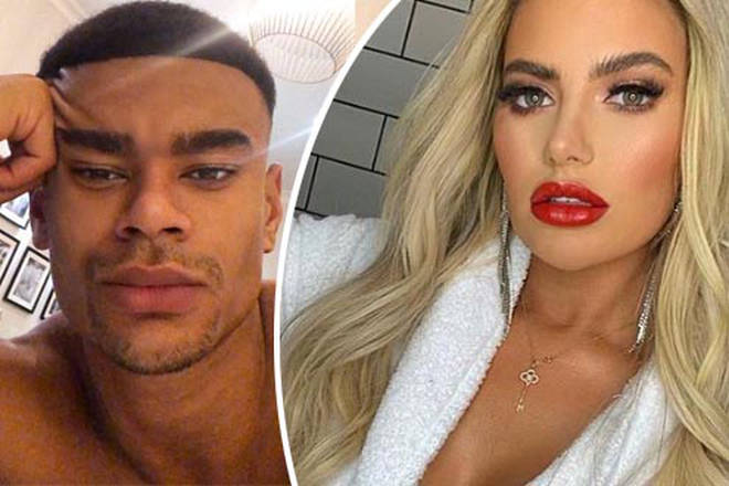 Megan and Wes first met last year during Love Island