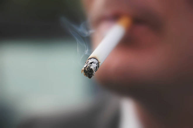 """""""Smoking remains the leading cause of premature death and health inequalities"""", says Tory MP Bob Blackman"""
