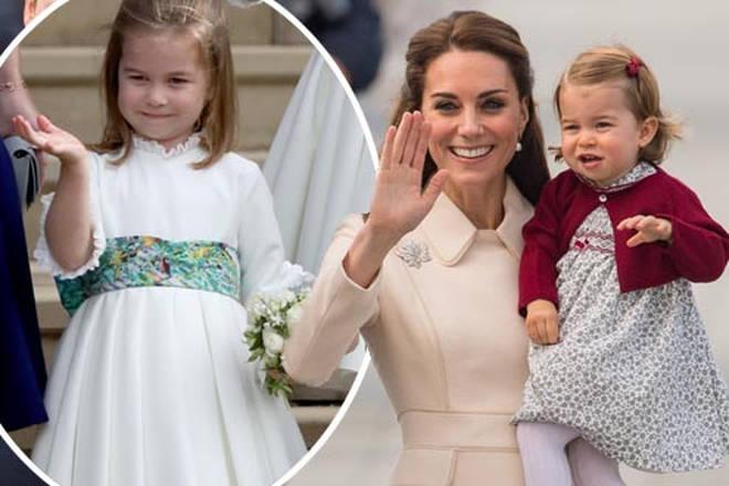 Princess Charlotte's nickname has been revealed