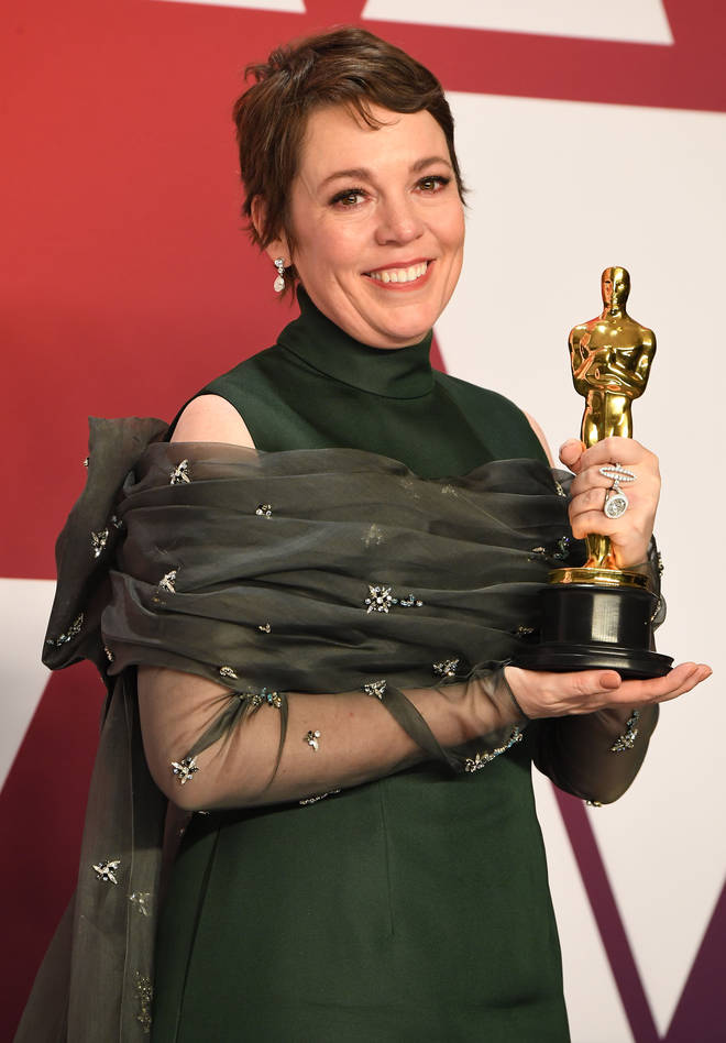 Olivia Colman recently won an Oscar for her role in The Favourite