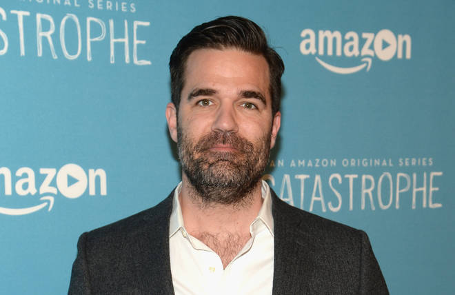 Rob Delaney is the star and writer of hit Channel 4 sitcom Catastrophe