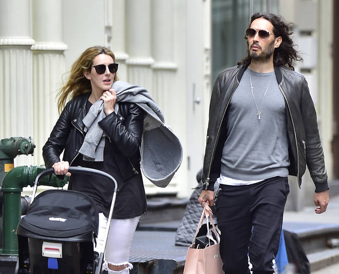 Russell Brand and Laura Gallacher got married in 2017
