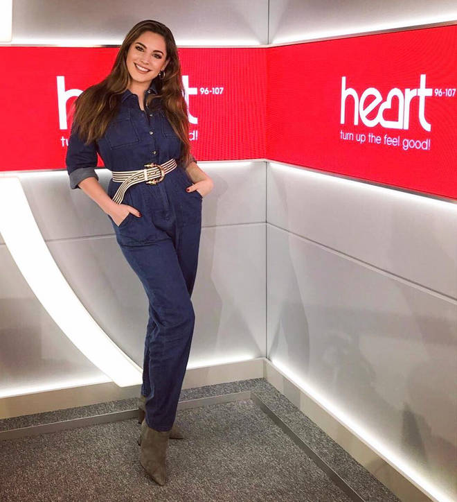 We can't get enough of Kelly Brook's style as she gets you home on London's Heart
