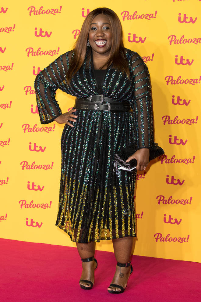 Chizzy Akudolu's gag prompted a saucy response from Mark