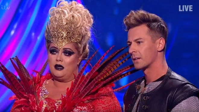Gemma Collins was a favourite on the Dancing On Ice show