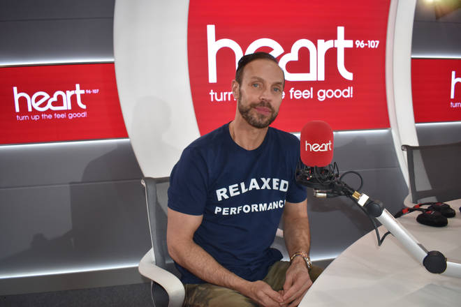 Jason Gardiner visited Heart London Breakfast