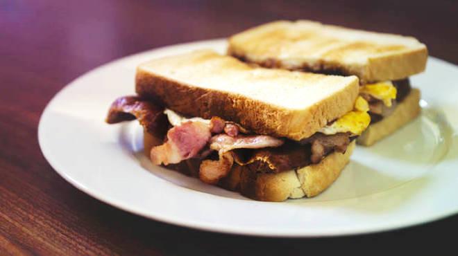 Do you love an all day breakfast sandwich?