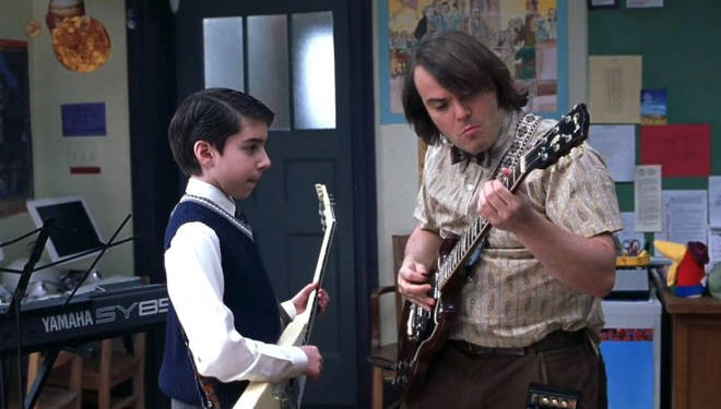 Joey Gaydos starred alongside Jack Black in School Of Rock