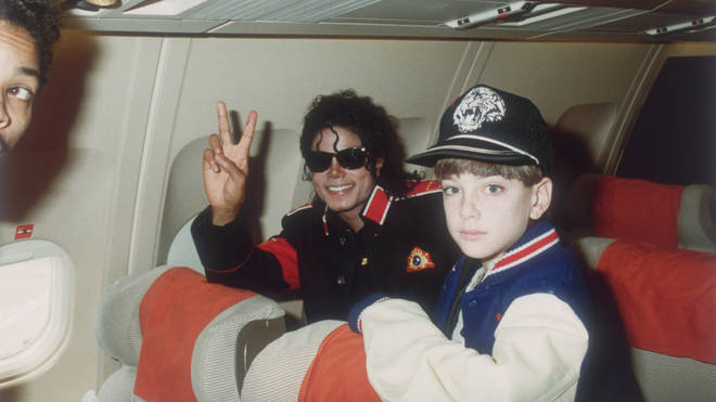 James Safechuck opens up about Michael Jackson's alleged abuse in the new documentary