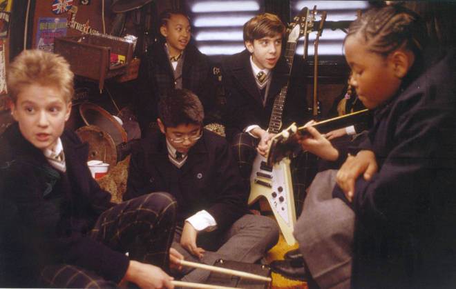 School Of Rock was released in 2003