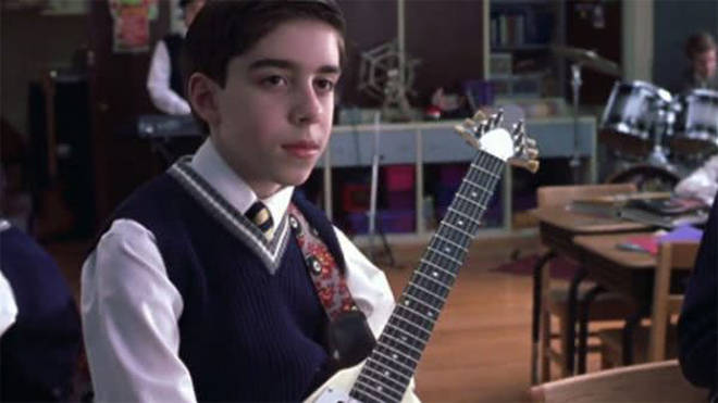 Joey played Zack in School Of Rock