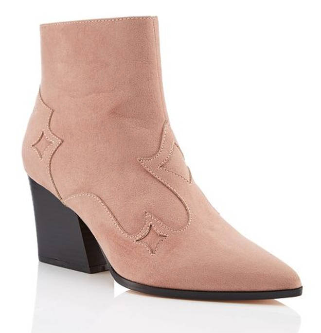 These western style boots are from Faith at Debenhams