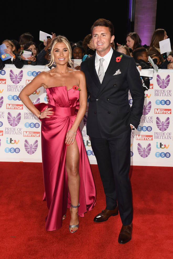 Billie Faiers and Greg Shepherd will wed in the Maldives