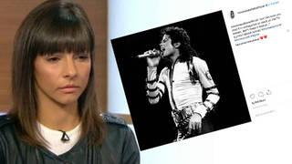 Roxanne Pallett returned to Instagram to defend MJ
