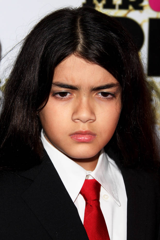 Blanket is the youngest of the three Jackson siblings