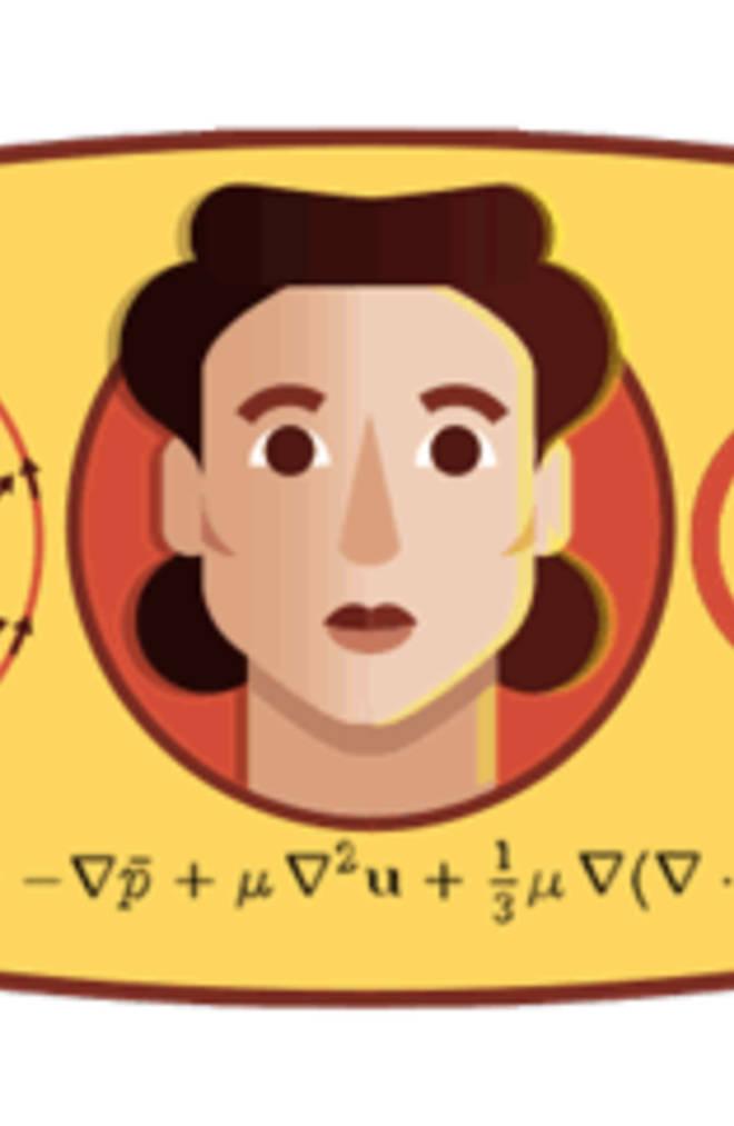 Google Doodle celebrates Russian mathematician, Olga Ladyzhenskaya