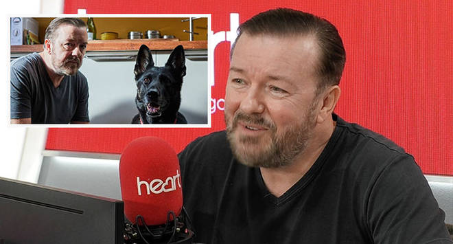 Ricky Gervais explains why his new series about death is funny