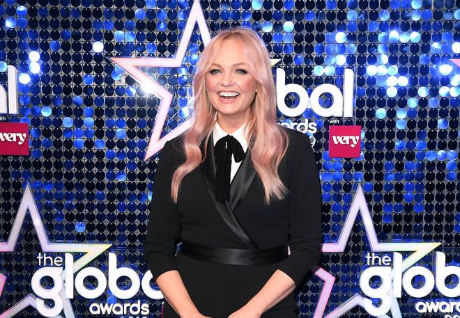 Emma Bunton at The Global Awards 2019