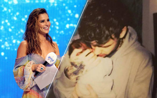 Cheryl and Liam Baby Bear