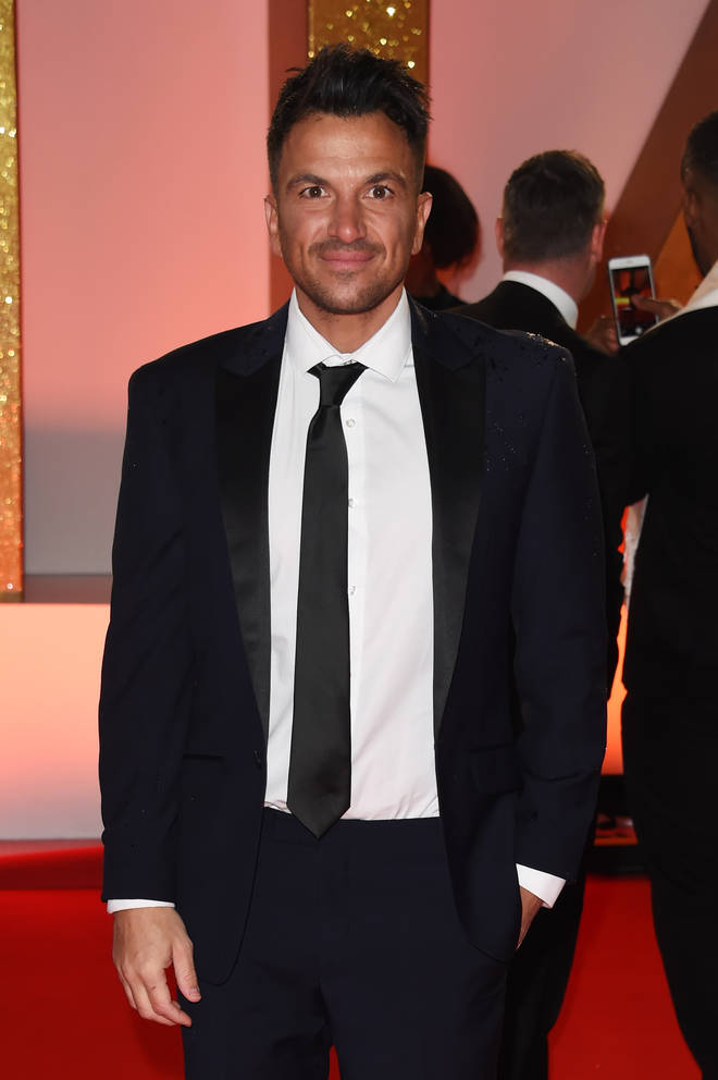 Peter Andre competed in the same competition as Wade Robson
