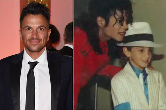 Peter Andre lost the competition to Wade, who claims he was later sexual molested by Michael Jackson