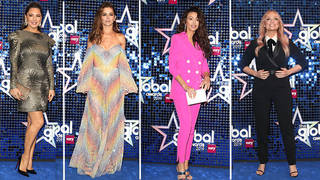 The UK's most glamorous stars attended the Global Awards 2019