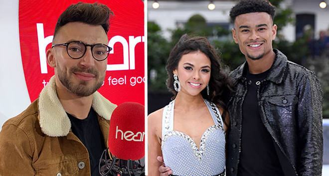 Jake Quickenden Dancing On Ice S Vanessa And Wes Might Be Doing
