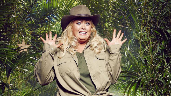 Gemma Collins found life in the jungle hard and ended up quitting