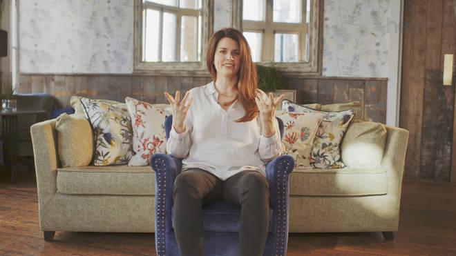 Dominique Antiglio is the UK's leading Sophrologist