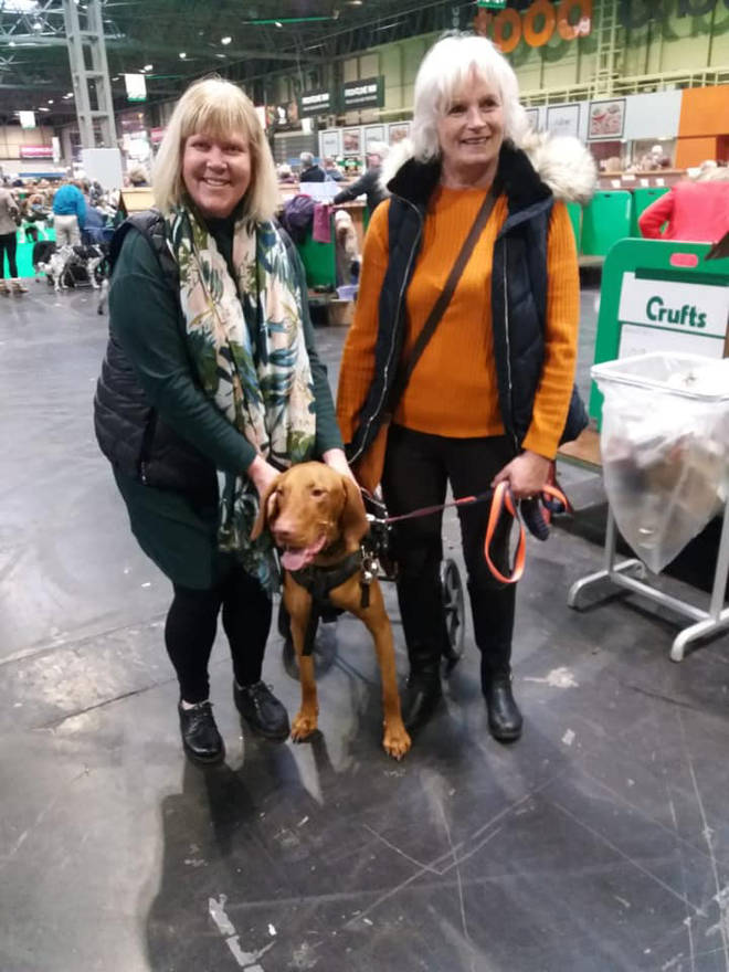 Owners Kevin Bircumshaw, 61, and wife Jane, 57, said it was a truly special moment for them, one which followed a tough year of operations and fund-raising.