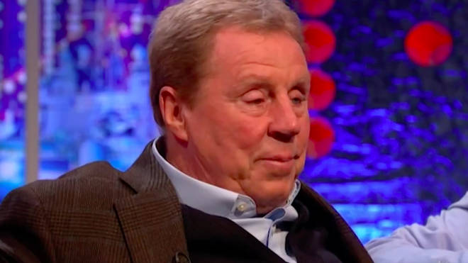 Harry Redknapp cries over his love for wife Sandra during TV talk show